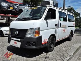 Nissan Urvan Gl Microbus Mt 3.0 2007 Tmv772