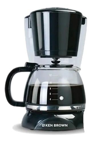 Cafetera Ken Brown Cm03 1.2 Litros 12 Tazas