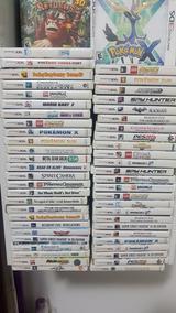 Lote De Jogos Para Nintendo 3ds