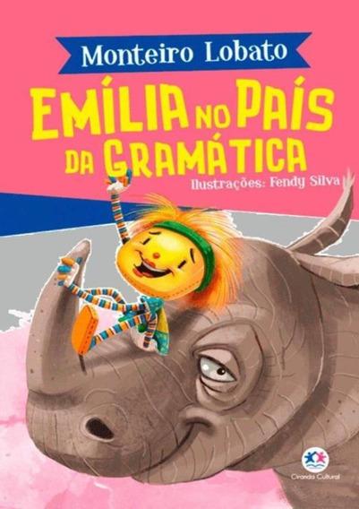 Emilia No Pais Da Gramatica