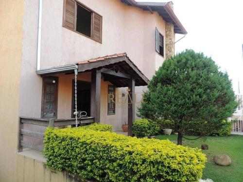 Casa Com 3 Dormitórios À Venda, 320 M² Por R$ 800.000,00 - Jardim Flora - Vinhedo/sp - Ca0246