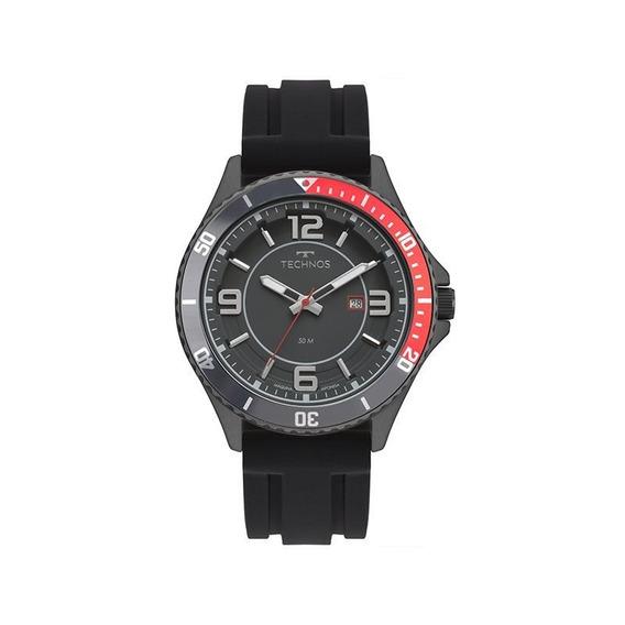 Relógio Technos Masculino Performance Preto 2115msi/8p