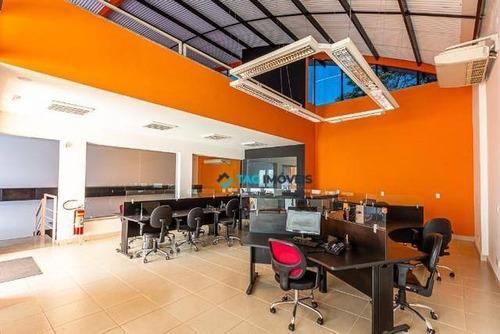 Sala Para Alugar, 250 M² Por R$ 8.500,00/mês - Vila Lemos - Campinas/sp - Sa0177