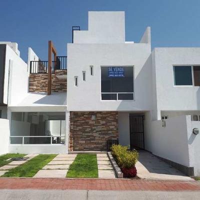 Casa Nueva En Venta En Fraccionamiento Privado Matancillas, Querétaro