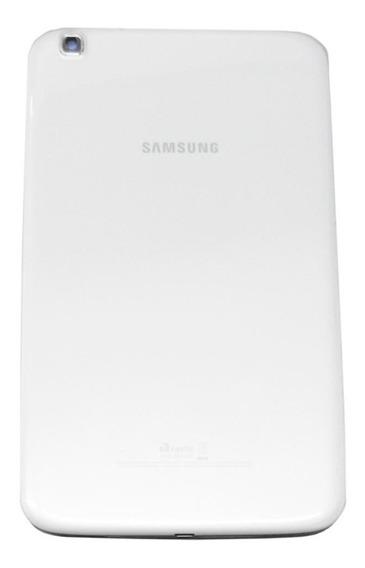 Kit 2 Tampas Traseira Samsung Galaxy Tab 3 Sm-t311 Branca