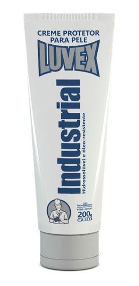 Creme Protetor Pele Profissional Luvex Industrial Grupo 2