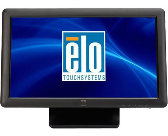 Monitor Touchscreen Elo Et1509l 15,6 Widescreen