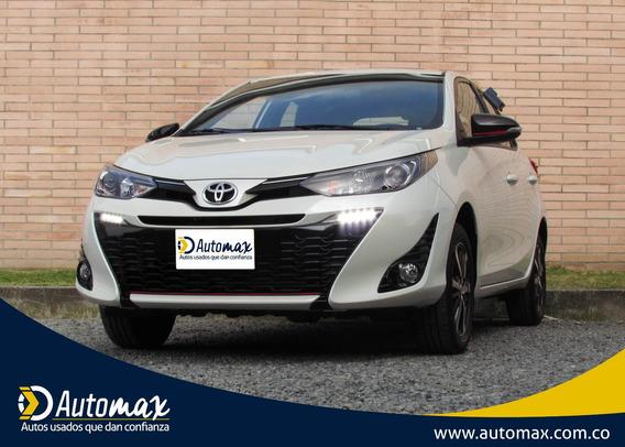 Toyota Yaris Sport, At 1.5