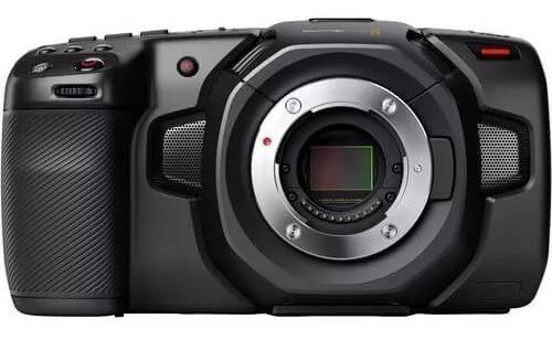 Blackmagic Design Pocket Cinema Camera 4k Pronta Entrega
