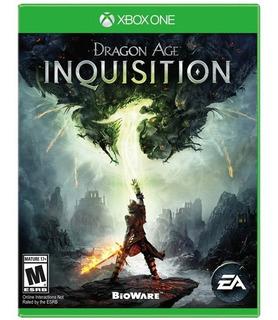 Dragon Age Inquisition Xbox One Nuevo