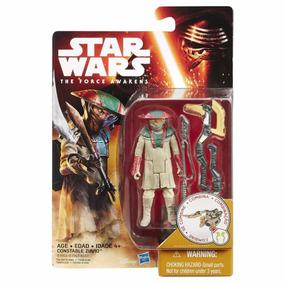 Star Wars The Force Awakens Constable Zuvio ( Hasbro )