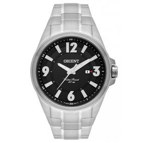 Relógio Orient Masculino Mbss1283 P2sx Prata