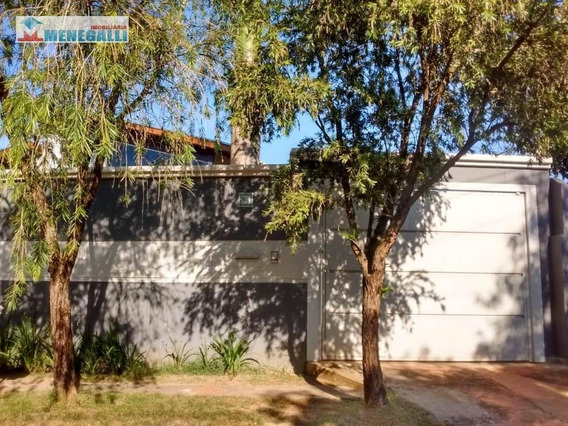 Casa Águas De São Pedro - Jardim Porangaba. - Ca0506