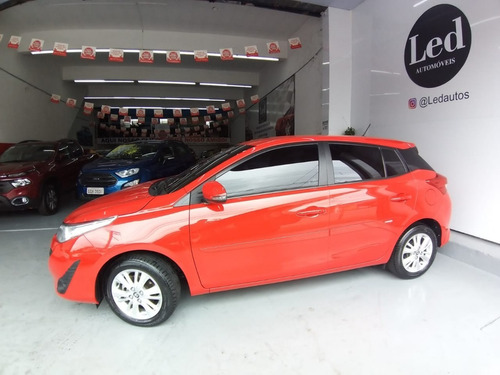 Toyota Yaris Xl Plus Tech 1.3 Flex Aut 2019