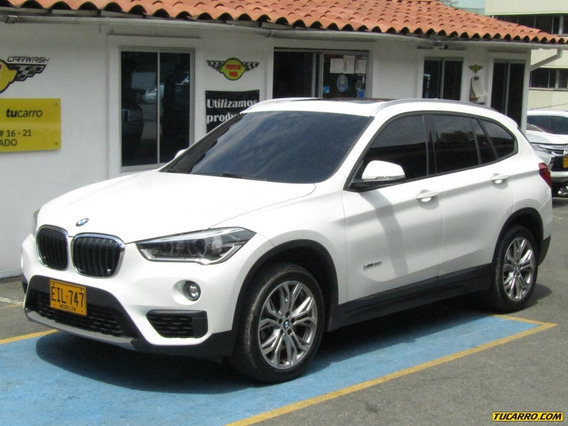 Bmw X1 Sdrive 20i At 2000 4x2