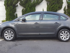 Citroën C4 2.0 Exclusive Sport Flex 5p 2012 Completo