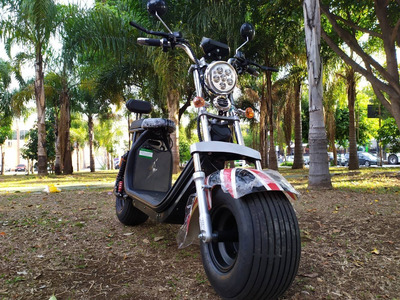 Scooter X10 Elétrica - 1500w - 02 Lugares