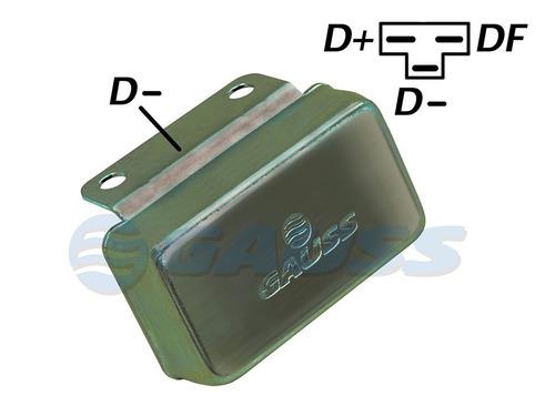Regulador De Alternador Tipo Bosch 24v.