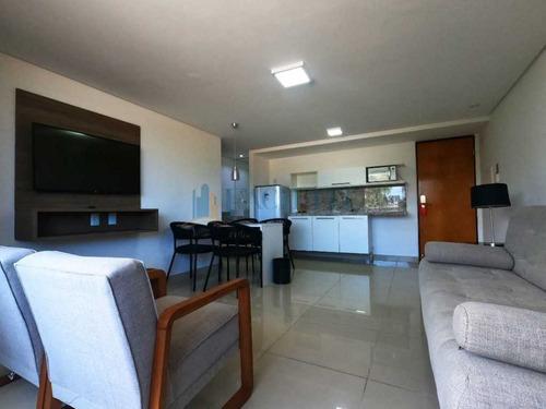 Imagem 1 de 11 de Flat A Venda, Cabo Branco - 35614