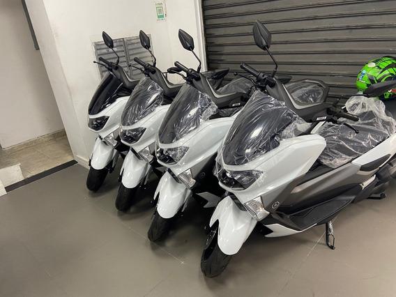 Nmax 160 Abs Ano 2020 0 Km A Pronta Entrega Na Harem Motos