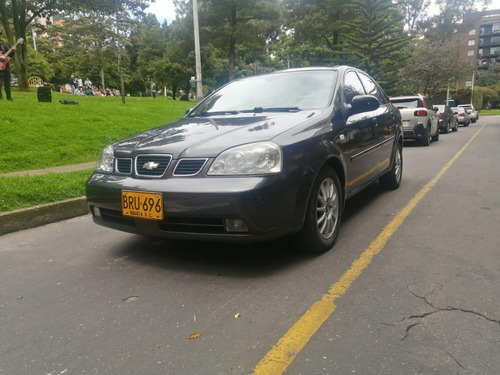Chevrolet Optra Limited 1.800 Cc Mt