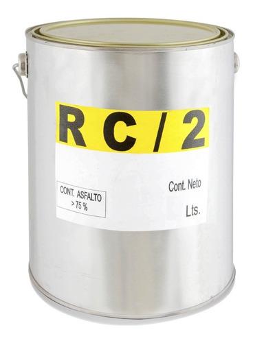 Asfalkote R C / 2 20 Kg Impermeabilizante Asfaltico - Tyt