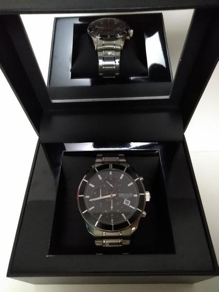 Relógio Seculus Masculino Chronograph 23600g0svna1