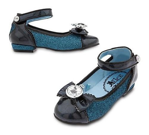 Sapato Alice No Pais Das Maravilhas Original Da Loja Disney*