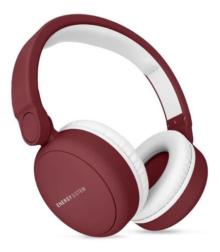 Auriculares Inalambricos Bluetooth Energy Sistem Usb Con Mic