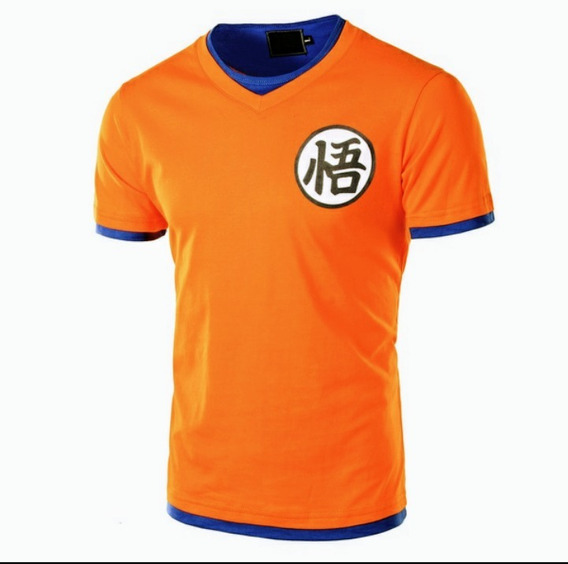 Camisa Goku Dragon Ball