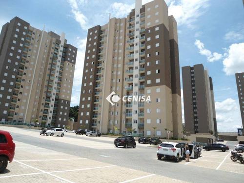 Imagem 1 de 30 de Apartamento Com 3 Dormitórios À Venda, 63 M² - Jardim Sevilha - Indaiatuba/sp - Ap1043