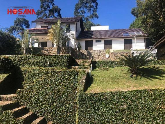 Casa Com 3 Dormitórios À Venda, 200 M² - Alpes De Caieiras - Caieiras/sp - Ca0728