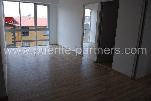 Departamento Renta A 15 Min. Polanco, Puerta Toreo