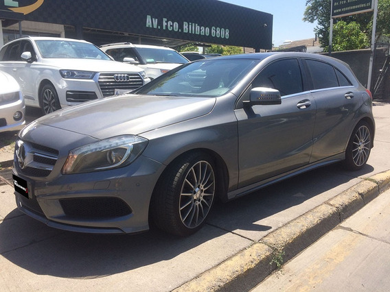 Mercedes-benz A 200 1.6 Mt Look Amg