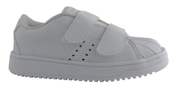 Zapatillas Superstar Novopé Con Dos Abrojos