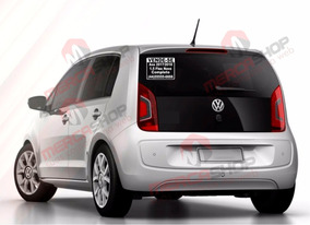 Adesivo Vendo Vende-se 3 Peças Placas Adesiva Veículo Carro