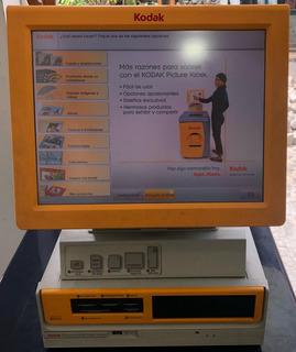Kiosco Kodak Gs Order + Dongle Wifi + Soft Ultima Version
