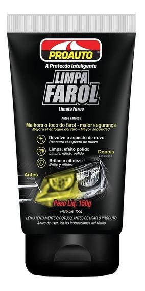 Limpa Farol Efeito De Novo E Polido Original Pronta Entrega
