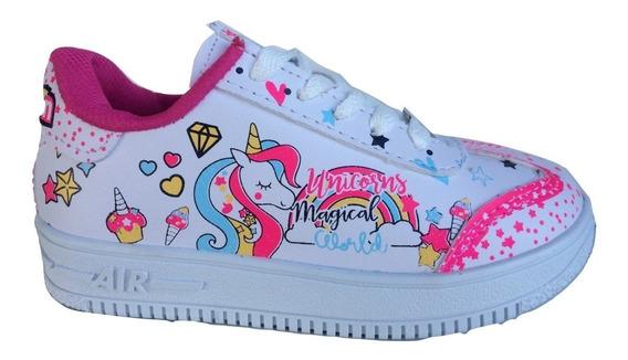 Zapatillas Unicornio Lol Niñas Nenas