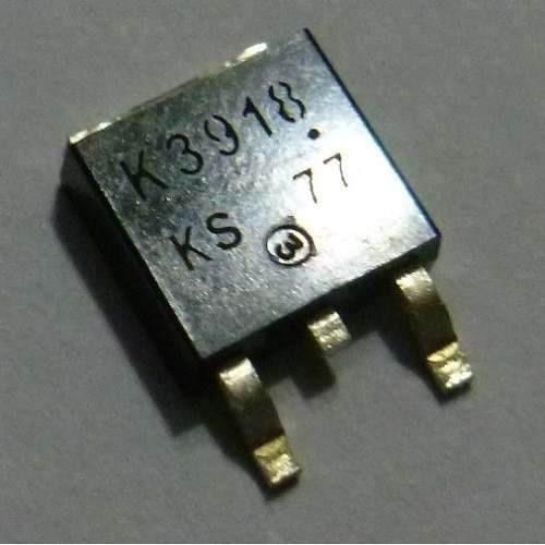 03 Transistors Smd K3918 + 03 Transistors Smd K3919