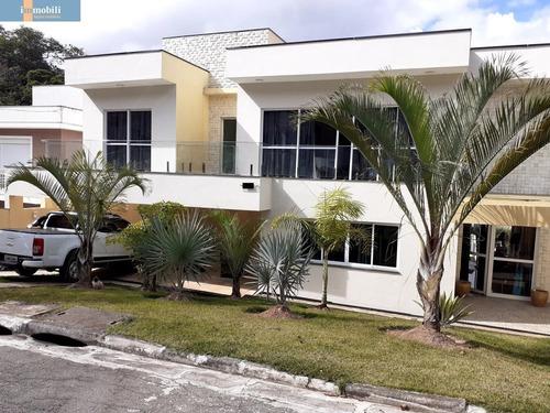 Imagem 1 de 15 de Casa De Alto Padrão Em Condomínio/cotia - Gv21128
