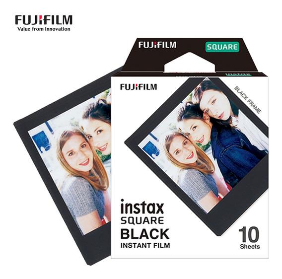 Fujifilm Instax Quadrado Filme 10 Folhas Filme Instantâneo F