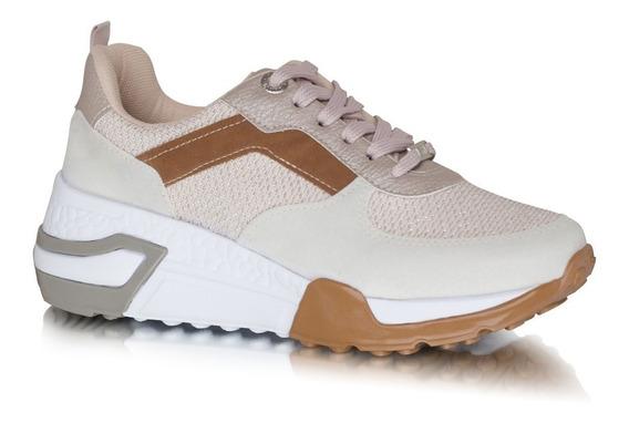 Tênis Dad Sneaker Chunky Vizzano Feminino Casual