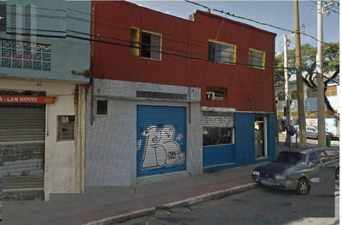 Prédio Comercial À Venda, Mooca, São Paulo. - Pr0062