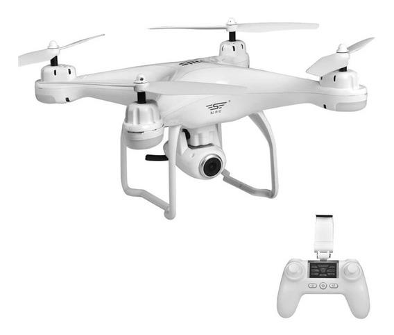 Drone Sjrc S20w Gps 720p Hd 3 Baterias + Acessórios Extras