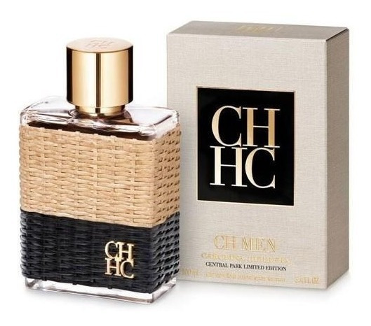 Perfume Ch Men Central Park Carolina Herrera Para Caballeros