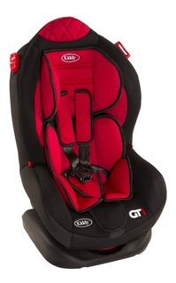 Butaca infantil para auto Kiddy GTI Rojo