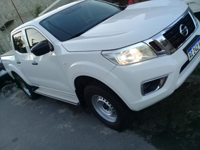Nissan Np300 Frontier 2018, 7800km, No Pagues Patentamiento