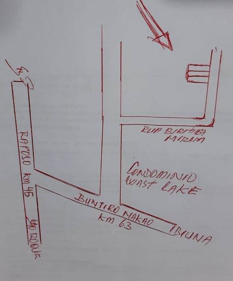 Terrenos Em Ibiúna - 1.050 M² - 4 Lotes - Km 45 Da Raposo