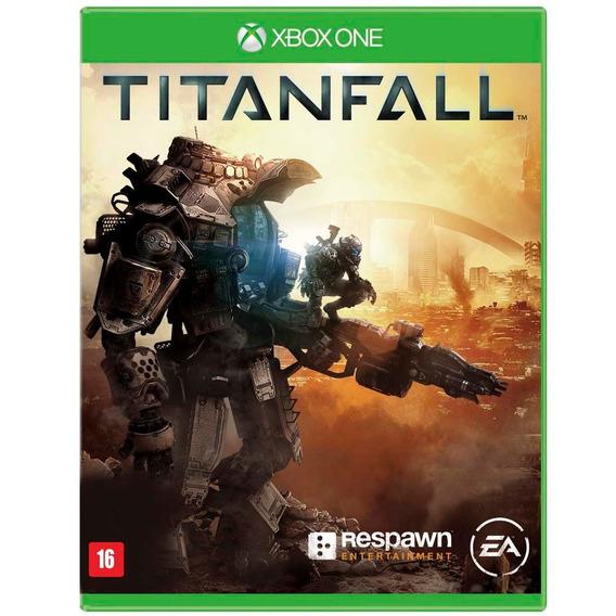 Jogo Xbox One Titanfall - Lacrado Game Xbox One